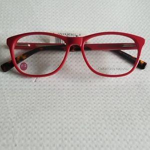 Christian Siriano Wn's Eyeglass Frame 53-15-140